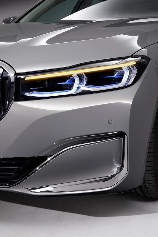 BMW 750Li xDrive (G12 LCI), Blinklicht vorn