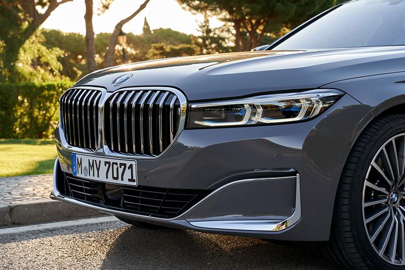 BMW 750Li xDrive (G12 LCI)