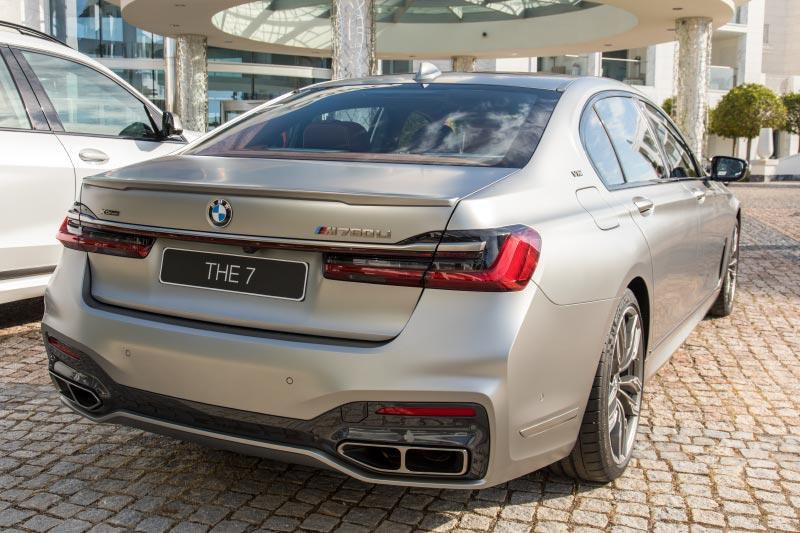 BMW M760Li xDrive (G12 LCI)