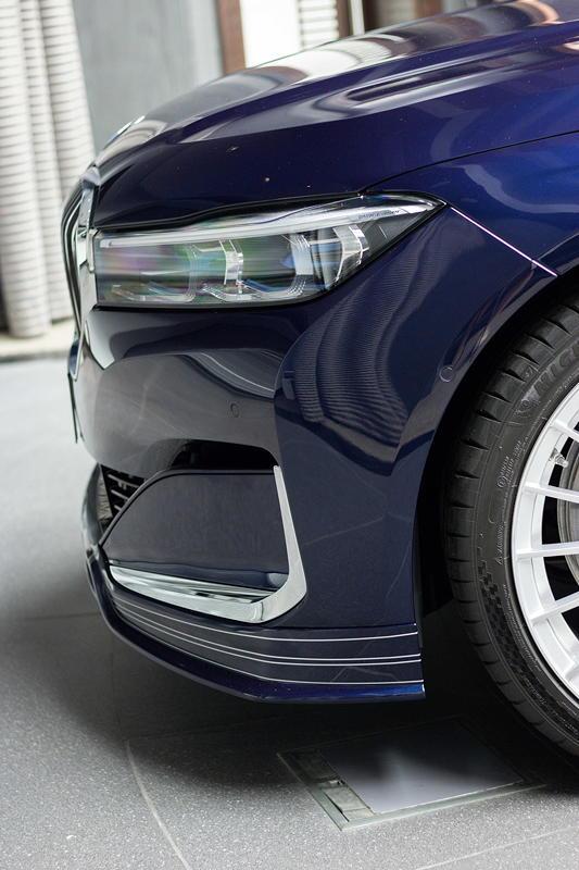 BMW Alpina B7 BiTurbo, Front