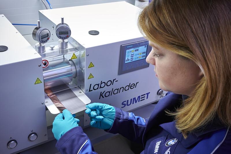 Kompetenzzentrum Batteriezelle: Batteriezell-Labor