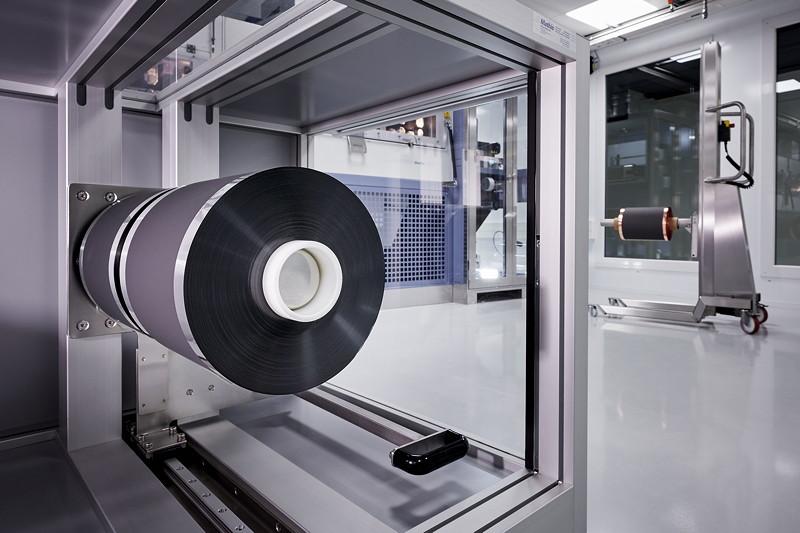 Kompetenzzentrum Batteriezelle: Elektrodenfolie