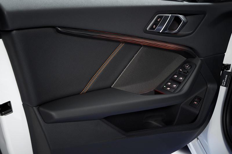 BMW 118i Sportline, Interieur