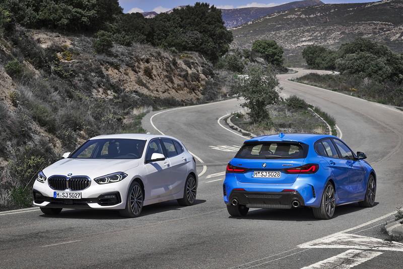 Der neue BMW 1er (Modell F40)