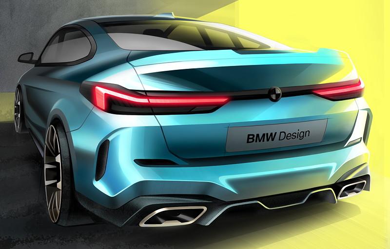 BMW 2er Gran Coupe - Designskizze Exterieur