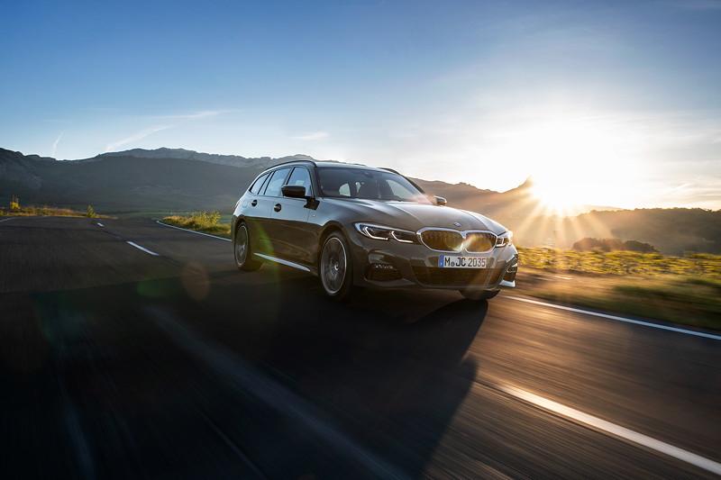 Der neue BMW 3er Touring - Modell M Sport