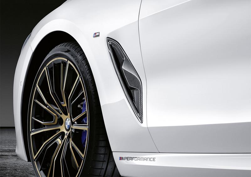 Der neue BMW 8er Gran Coupé mit M Performance Parts.