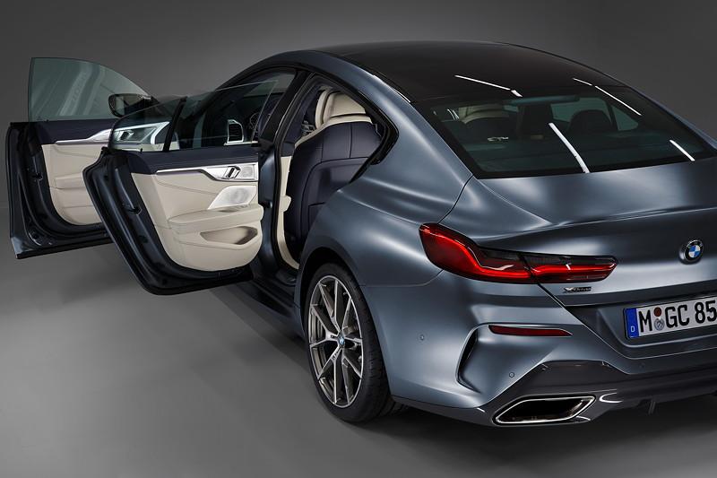 Das neue BMW 8er Gran Coupé