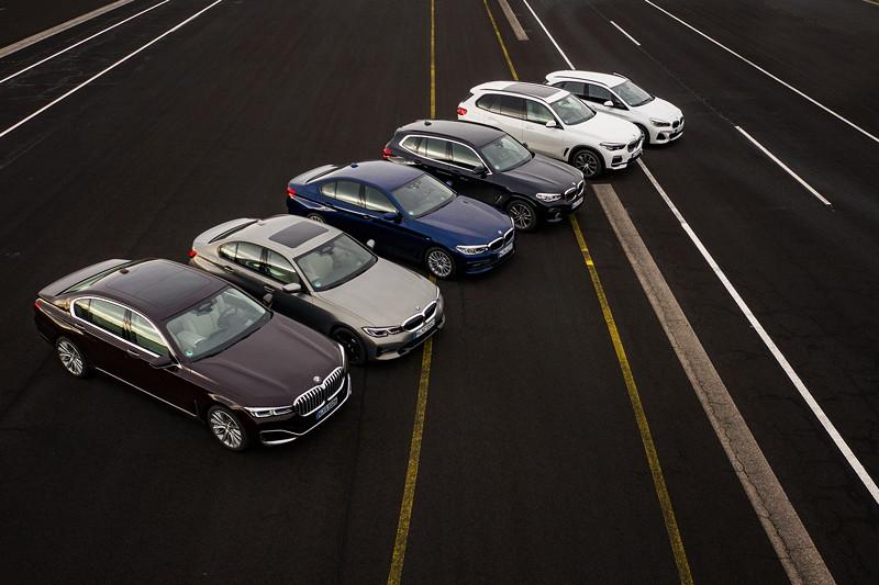 Die BMW Plug-in-Hybrid-Modelle