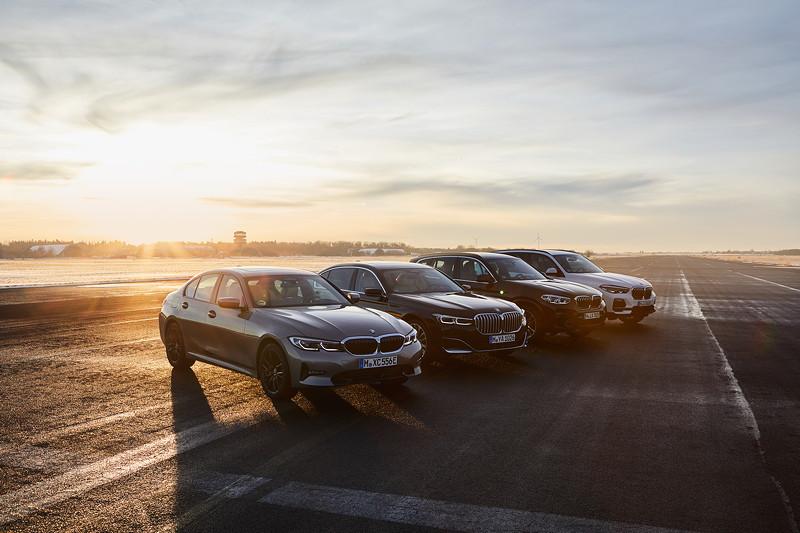 BMW Plug-in-Hybrid-Modelle