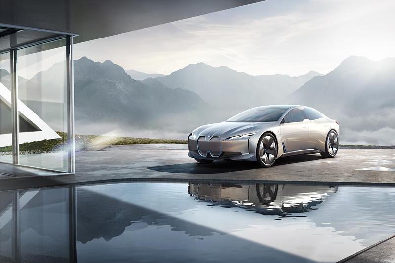 BMWi Vision Dynamics.