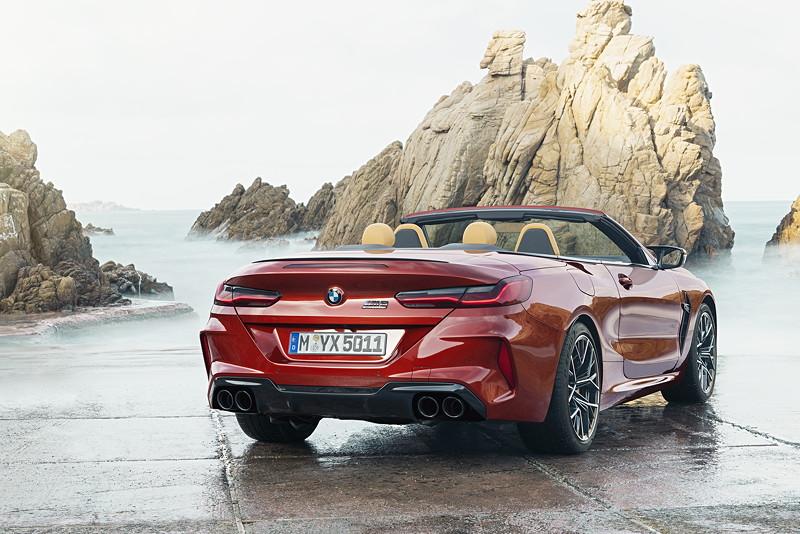 BMW M8 Competition Cabrio