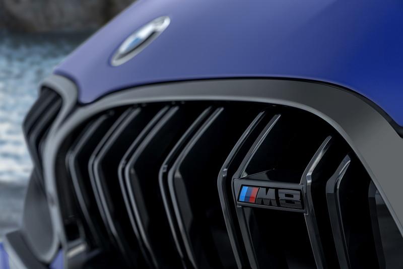BMW M8 Competition Coupé