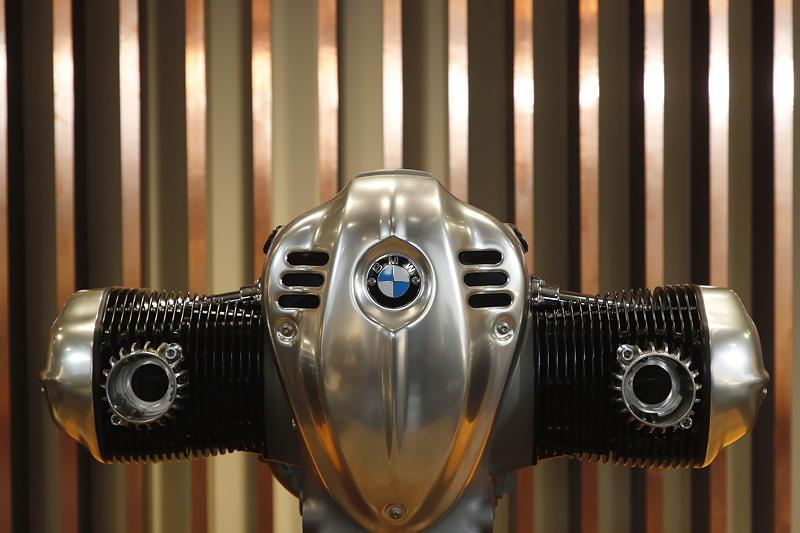 'Big Boxer' aus der BMW R 18.