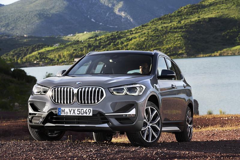 Der neue BMW 1er (Modell F48 LCI)
