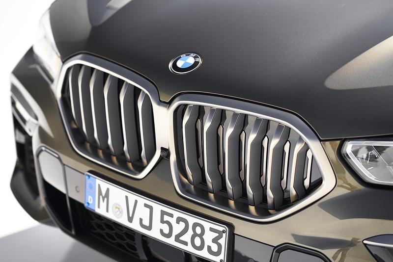 BMW X6 - Niere, optional beleuchtet