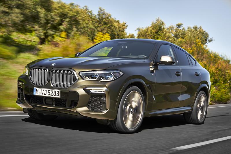 BMW X6, Modell G06, ab 2020