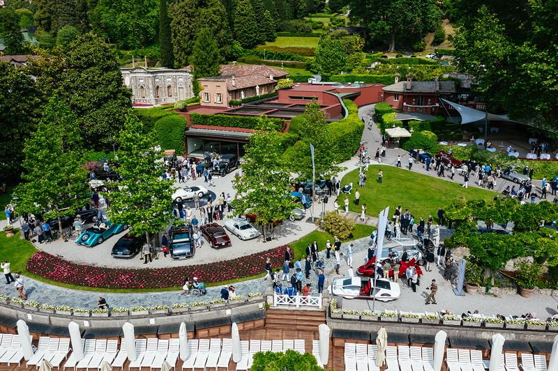 Concorso d`Eleganza Villa d'Este 2019