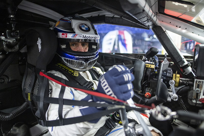 15.12.2018, Daytona Dezember Test. Alessandro Zanardi (ITA), Nr. 24, BMW Team RLL, BMW M8 GTE.