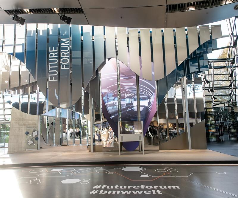 FUTURE FORUM by BMW Welt.