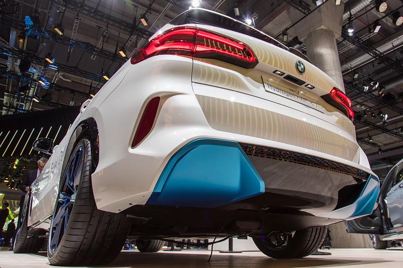 BMW i Hydrogen NEXT auf der IAA 2019