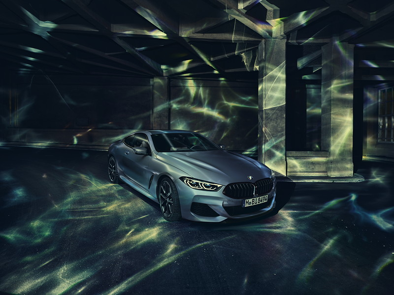 Das BMW M850i xDrive Coupé First Edition.