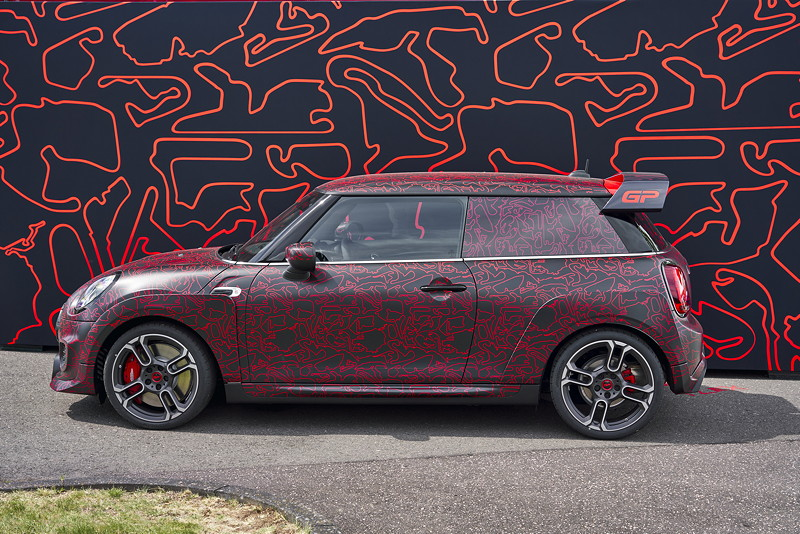 MINI John Cooper Works GP Prototype.