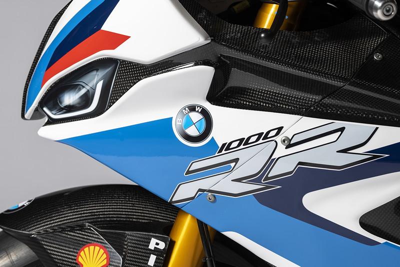 Mailand, 05.11.2019 - EICMA - BMW Motorrad WorldSBK Team Präsentation - BMW S1000RR.