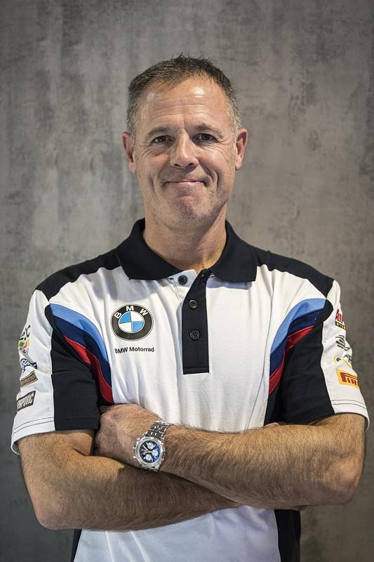 Mailand, 05.11.2019 - EICMA - BMW Motorrad WorldSBK Team Präsentation - Shaun Muir, BMW Motorrad WorldSBK Team Chef.