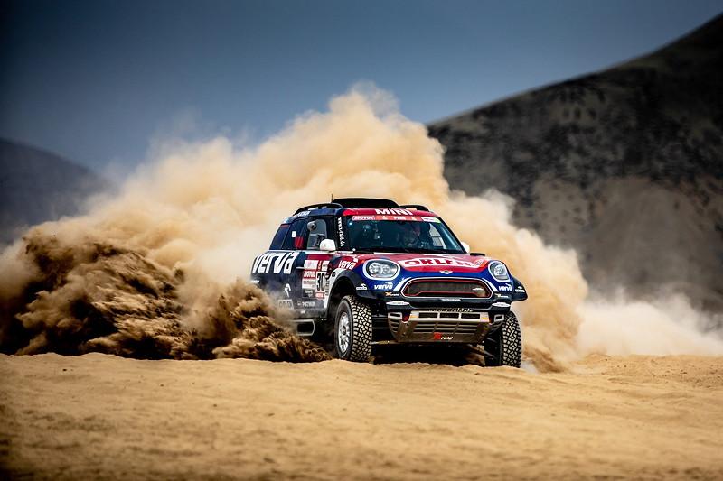 2019 Dakar, shakedown, Jakub Przygonski (POL), Tom Colsoul (BEL) - MINI John Cooper Works Rally - Orlen X-raid Team, #303 - 04.01.2019