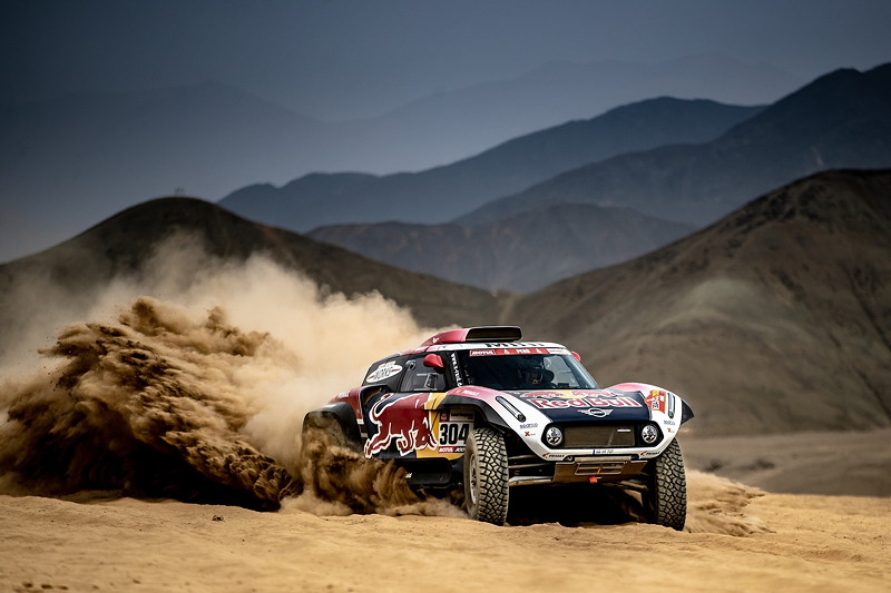 2019 Dakar, shakedown, Stephane Peterhansel (FRA) , David Castera (FRA) - MINI JCW Buggy - X-raid MINI JCW Team - 04.01.2019
