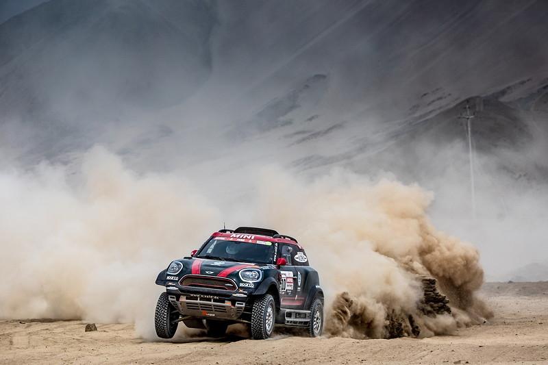 2019 Dakar, shakedown, Orlando Terranova (ARG), Bernardo Graue (Arg) - MINI John Cooper Works Rally - X-raid MINI JCW Rally Team, #310 - 04.01.2019