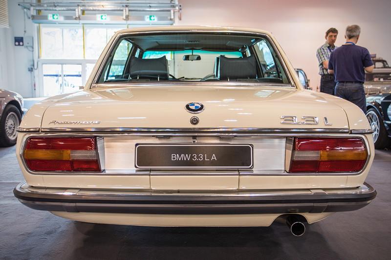 BMW 3.3 L A (Modell E3), Luxusvariante mit um 10 cm verlängertem Radstand