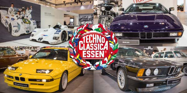 Techno Classica 2019 in Essen