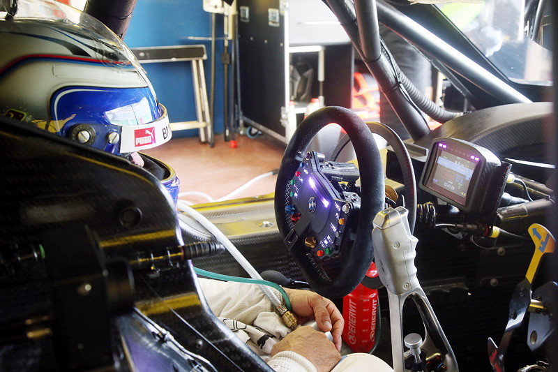 Vallelunga (ITA), 08.08.2018. BMW Motorsport, Tests, Alessandro Zanardi (ITA) BMW M4 DTM.