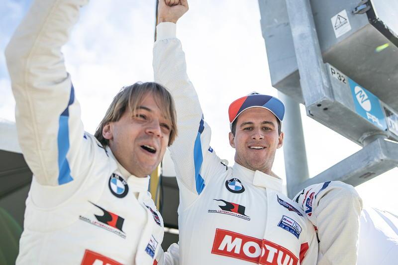 Daytona (USA), 22.-26.01.2020. 24 Stunden von Daytona, Daytona International Speedway. BMW Team RLL, Augusto Farfus (BRA), John Edwards (USA).