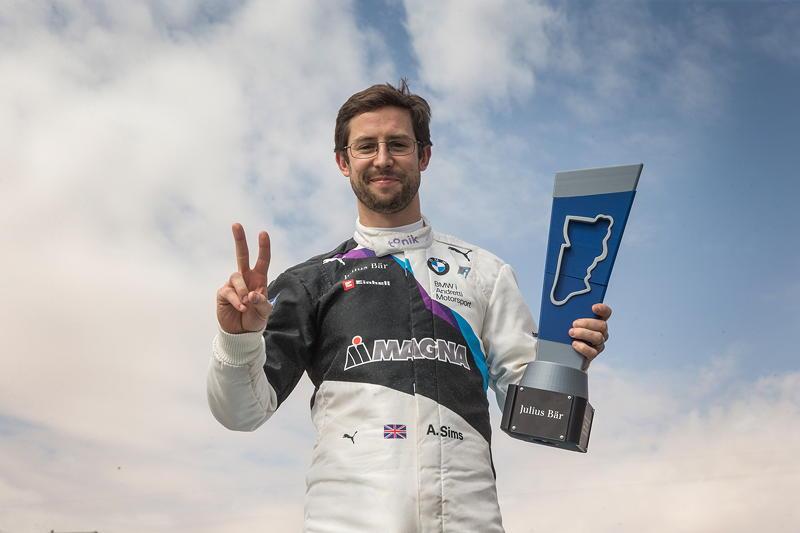 Diriyah (KSA), 21.-23.11.2019. ABB FIA Formula E Championship, Season 6, BMW i Andretti Motorsport, BMW iFE.20, Alexander Sims.