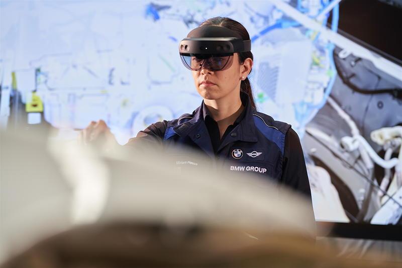 Augmented Reality bei Prototypen im Einsatz