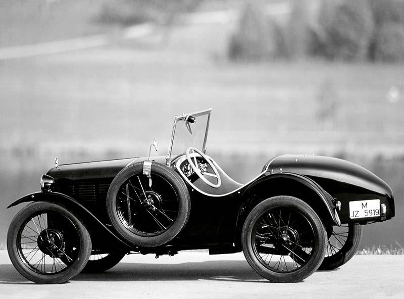 BMW 3/15 PS DA 3 Wartburg Sport, 1930/31