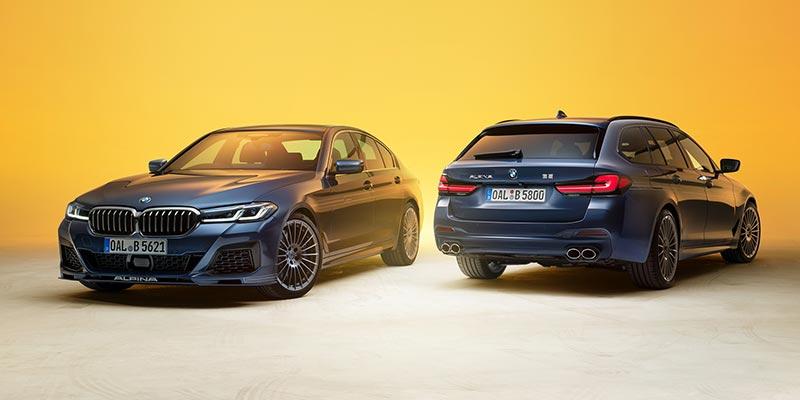 BMW Alpina B5 Limousine und Touring