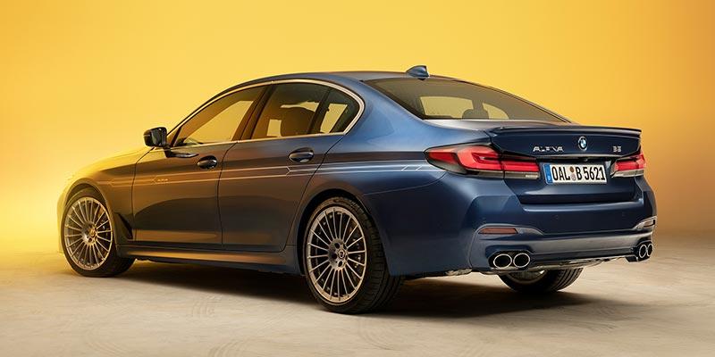 BMW Alpina B5 Limousine Allrad