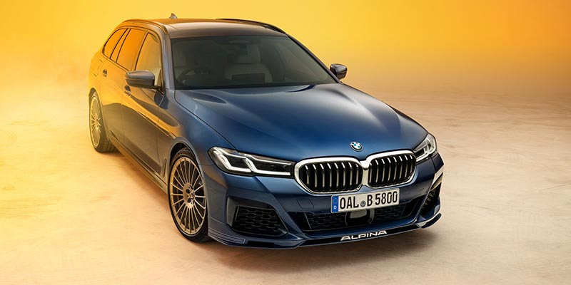 BMW Alpina B5 Touring Allrad