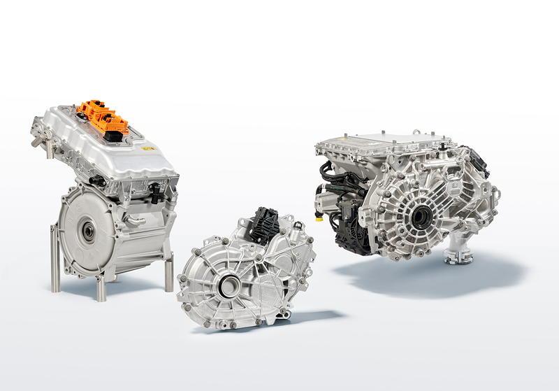 BMW iX3 E-Antriebseinheit vs. BMW i3 E-Maschine und Getriebe