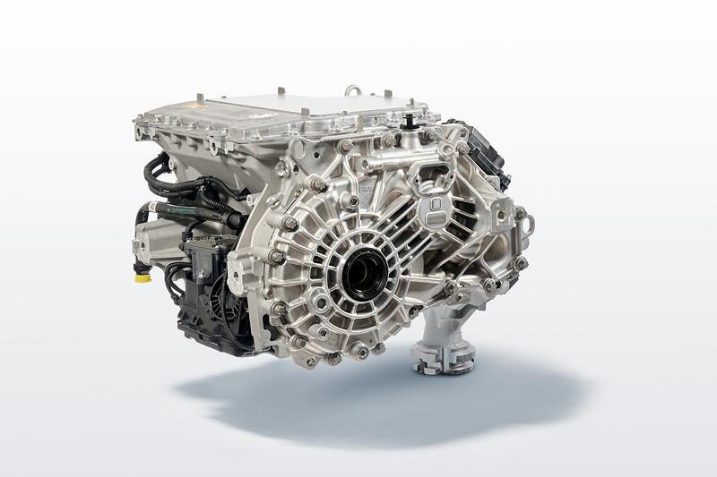 BMW iX3 Hochintegrierte E-Antriebseinheit