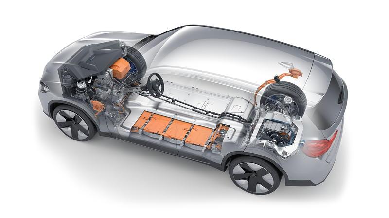 BMW Gen5 Antriebstrang für BMW iX3