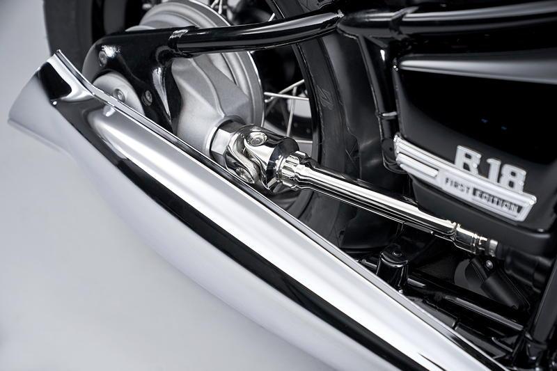 BMW R 18 First Edition.