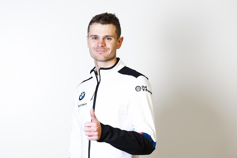 Jonathan Aberdein geht 2020 für BMW M Motorsport in der DTM an den Start.