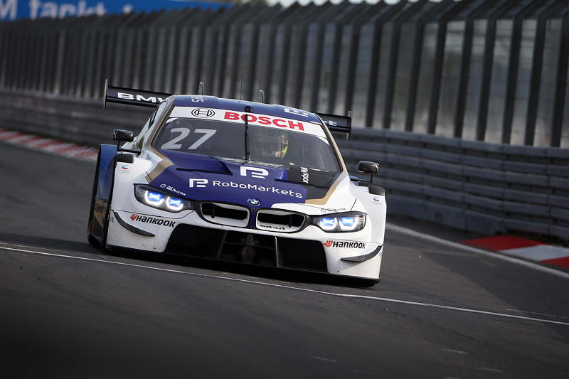 Nürburgring, 20.09.2020. DTM Rennen 12, Jonathan Aberdein (RSA), BMW Team RMR, #27 CATL BMW M4 DTM.