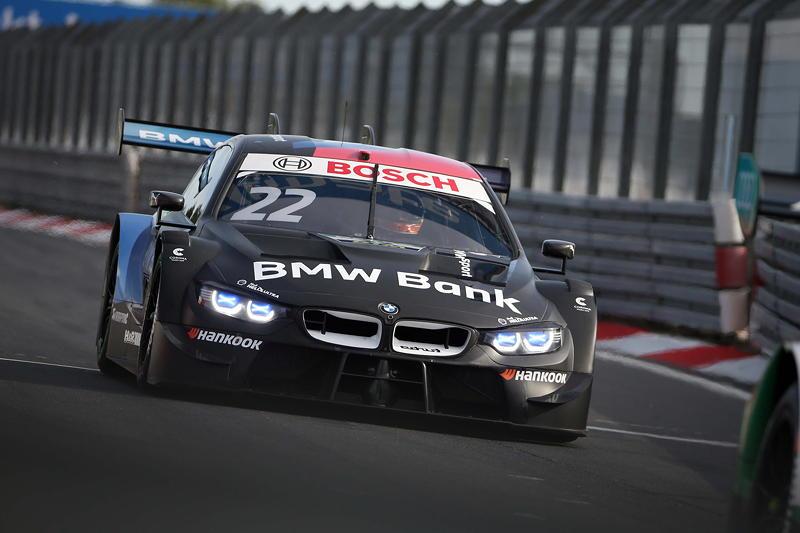 Nürburgring, 20.09.2020. DTM Rennen 12, Lucas Auer (AUT), BMW Team RMR, #22 BMW Bank M4 DTM.