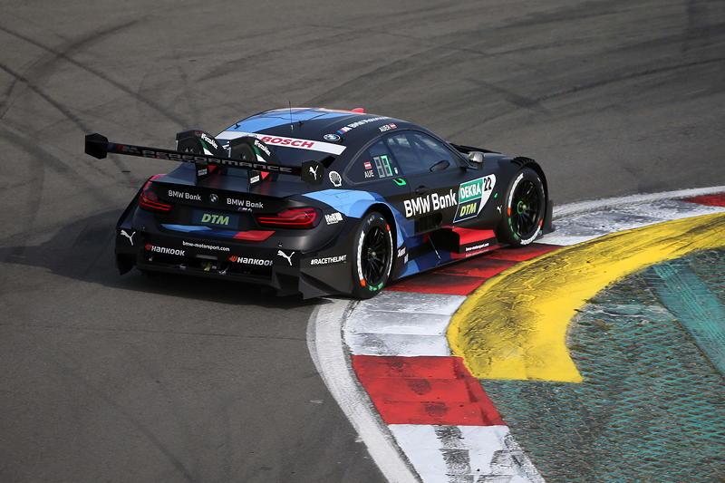 Nürburgring, 20.09.2020. DTM Rennen 12, Lucas Auer (AUT), BMW Team RMR,#22 BMW Bank M4 DTM.